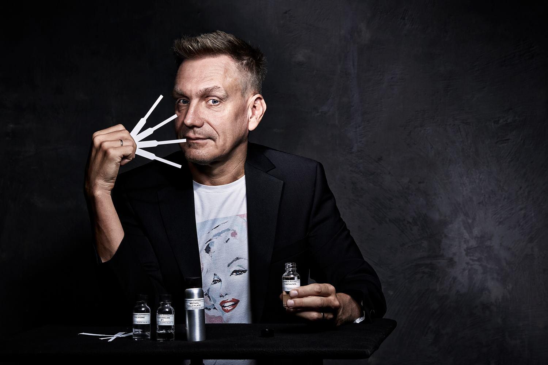 Евгений Лазарчук парфюмер