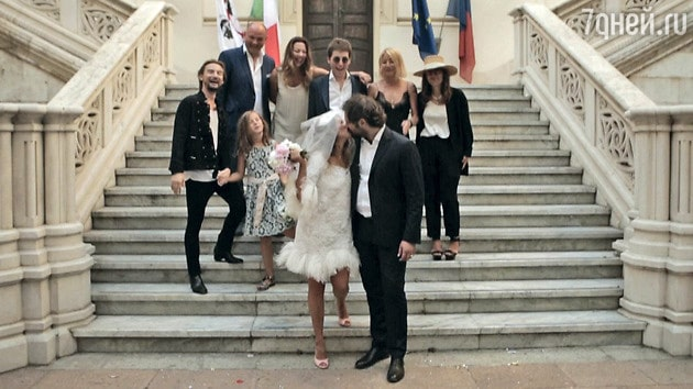 Свадьба Алана и Жанны Бадоевых