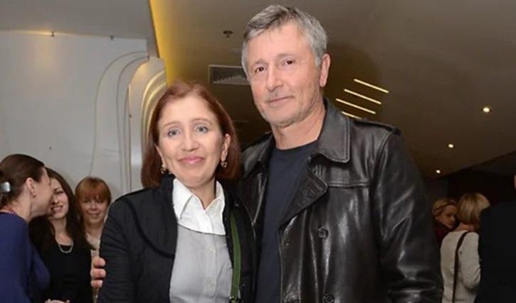 Станислав Боклан и его жена Наталья Кленина
