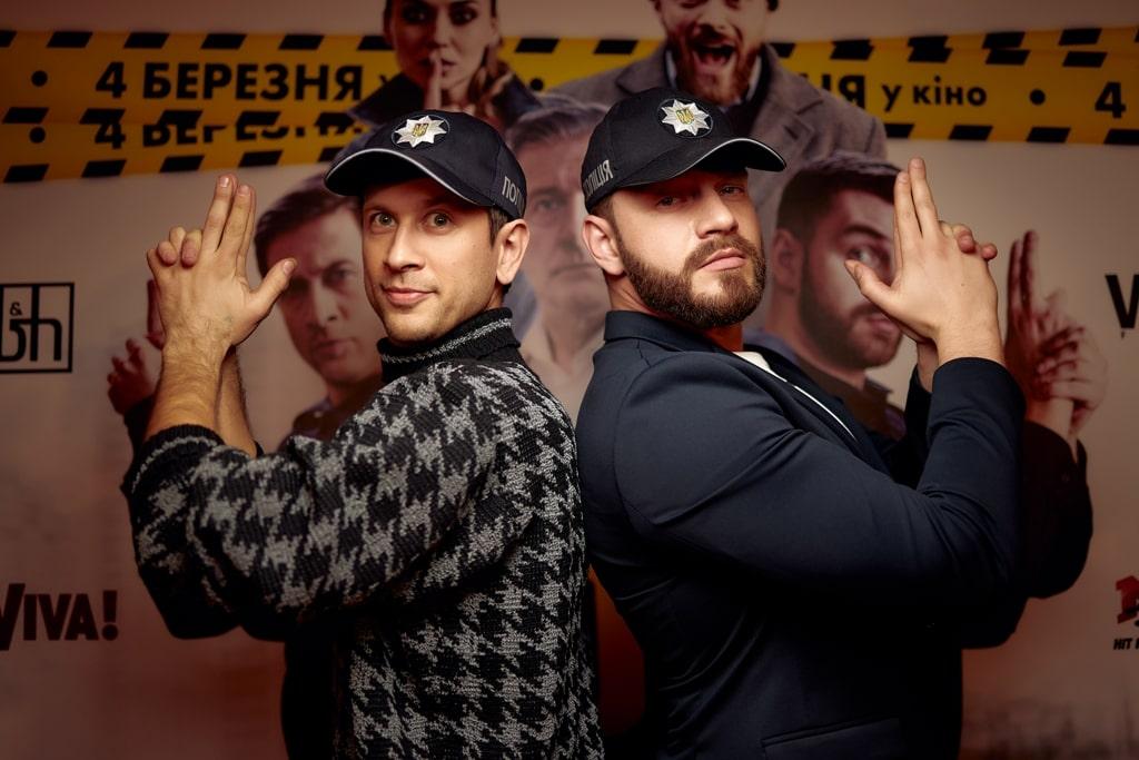 Дмитрий Ступка и Богдан Юсипчук